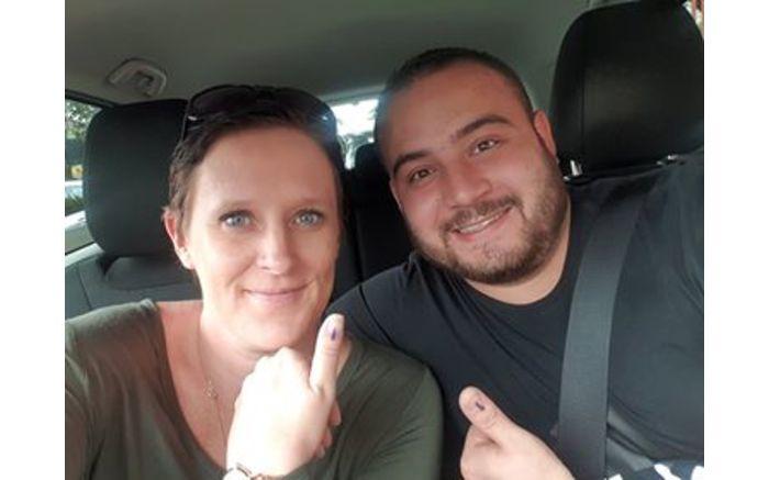 Jennifer Friend, Gauteng.