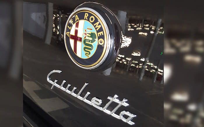 The Alfa Romeo Giulietta QV. Picture: EWN.