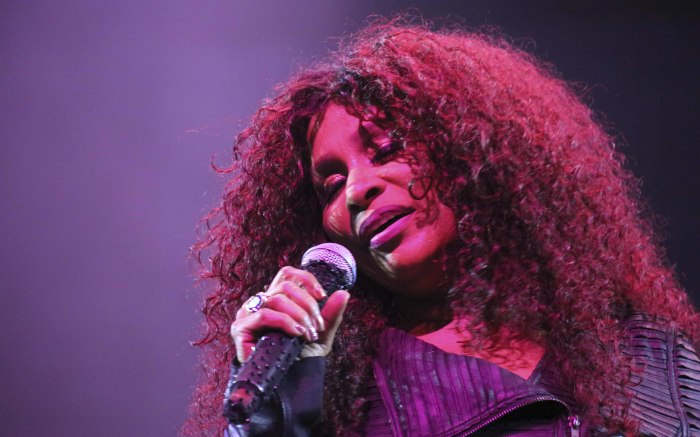 Festival headliner, Chaka Khan delivered a phenomenal performance. Picture: Cindy Archillies/EWN