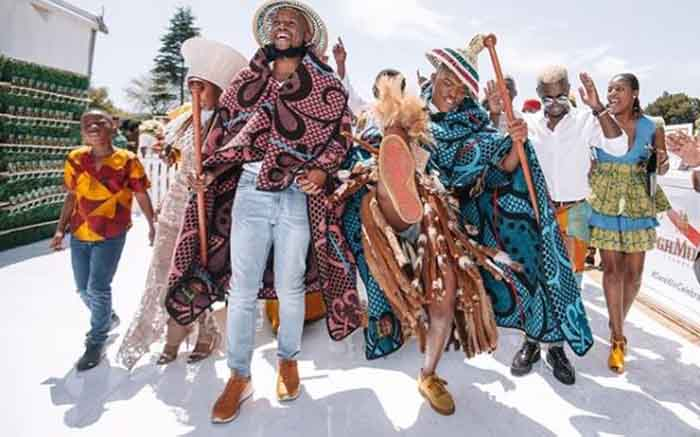 Gallery Somizi And Mohale S Traditional Wedding