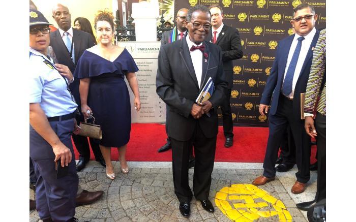 IFP leader Mangosuthu Buthelezi