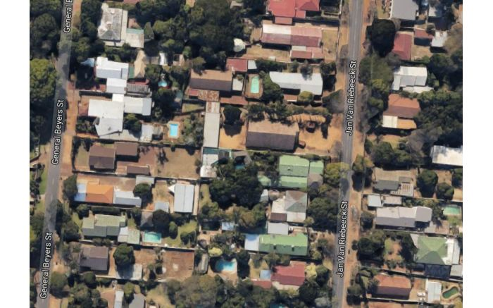 Pretoria, it may be dry, but most of the gardens are for lawns.