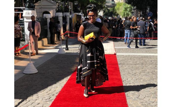 ANC MP Thandiwe Mfulo.