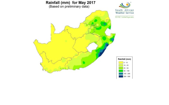 The lowest rainfall since records began in 1928, the worst case scenario.