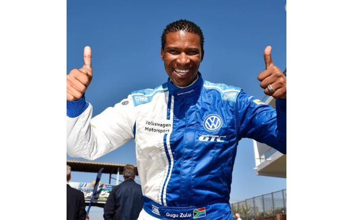 Gugu Zulu was a driver for Volkwagen MotorSport. Picture: Instagram.