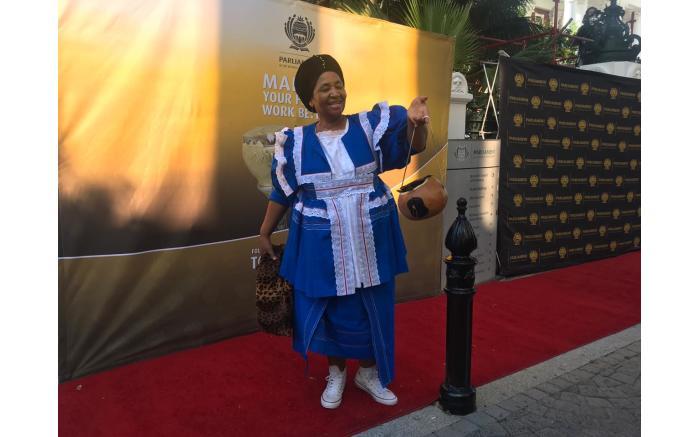 ANC MP Mothapo Madipoane.
