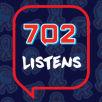 702 Listens survey