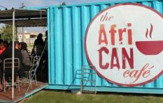 Philippi Village's Afri-CAN Café feeds the community and its school kids