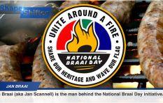 Meet Jan Braai, the man behind National Braai Day