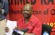 SACP Solly Mapaila thanks Julius Malema for warning about pro-Zuma protesters