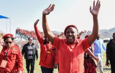 I don't think, realistically, anyone can contest Malema - Ralph Mathekga