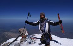 Bilaal Essop: All you need to know about his mountain climbing hobby