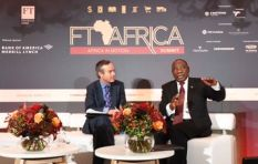 Ramaphosa addresses Financial Times Africa Summit