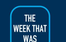 The Week that Was at 702... 'til 24 July 2015