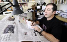 Jonathan 'Zapiro' Shapiro gets personal about money