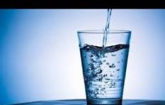 Is free water a possibility?