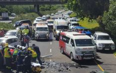 Three die, M3 highway closed after fatal high speed chase