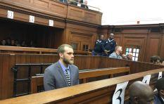 Convicted murderer Henri van Breda sentenced to life