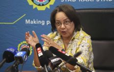 DA FedEx green lights motion of no confidence in De Lille