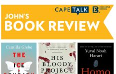 John Maytham's book review for the week: Three book picks for your reading list