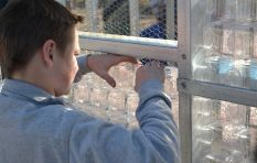 Bottle 2 Build uses plastic to build classrooms for disadvantaged communities