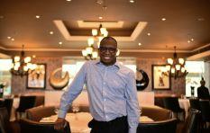 Meet Desmond Mabuza - The man behind Joburg's Signature