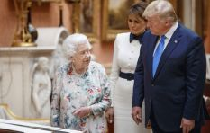 'I never called her nasty,' Trump denies Duchess of Sussex insult