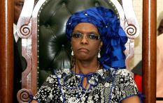 Words you'll hear: Cold front & Grace Mugabe
