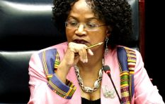 National Assembly Speaker Mbete: 'Parliament is not broken'