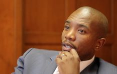 Maimane: There's no lesson I could learn from FW de Klerk