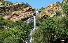 [WATCH] Walter Sisulu Botanical Gardens waterfall overflowing goes viral