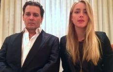 Depp 'digs deep' in bizarre dog apology vid