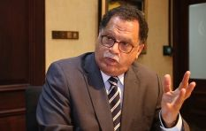 If Jordaan is innocent, why's he scared to field questions? - Eusebius McKaiser