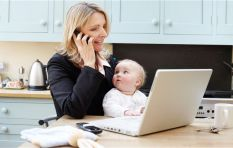 New Beginnings: How two moms overcame the challenges of working after children