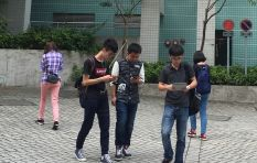 Texting while walking, an escalating problem in SA