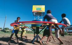 PlayPump provides clean drinking water in impoverished rural communities of SA