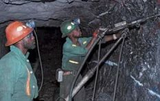 Former mine-workers seeking medical compensation