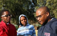 702 Truck of Love with SPAR - Aubrey Masango visits St Mary's in Rosettenville