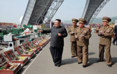 New sanctions imposed on North Korea over nuclear arms