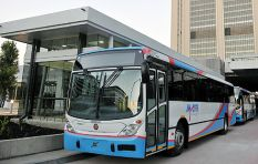 MyCiTi bus offline at V&A Waterfront 'an isolated incident'