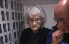 93-year-old grandma gets to tick item off bucket list, to get arrested!