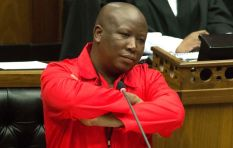 Malema tackles ejection from Parliament, Zuma and 'white monopoly capital'