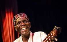Tributes pour in for music legend Oliver Mtukudzi
