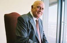 Son of slain Cradock Four activist implicates FW de Klerk in father's murder
