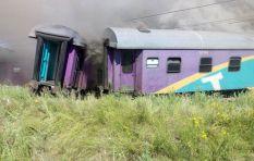 Prasa: Truck driver in Kroonstad train crash faces culpable homicide charge