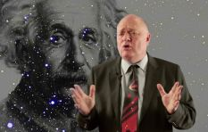 'The universe is an extremely high-risk investment by the Creator'