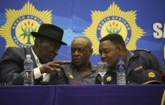 Cele adamant that police wont leave Zwelihle until law and order is restored