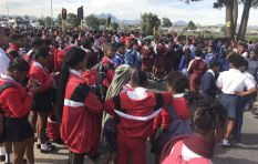 School's still out for Kraaifontein learners protesting overcrowding