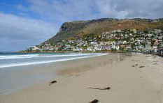 Boy (11) saves two men from potential drowning at Fish Hoek beach