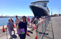 A glimpse into life on board the Queen Mary 2 Cruise Ship